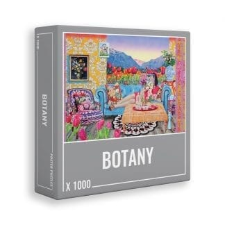 Botany jigsaw puzzle from Cloudberries.co.uk