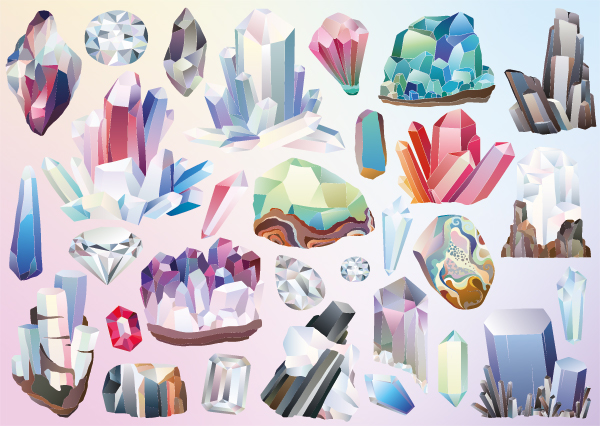 Challenging Crystals puzzle from Cloudberries