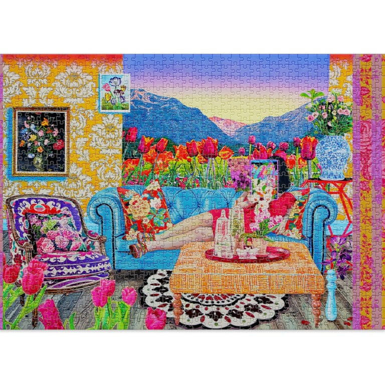 Botany jigsaw puzzle by Cloudberries