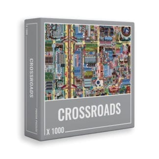 Crossroads jigsaw puzzle for adults from Cloudberries