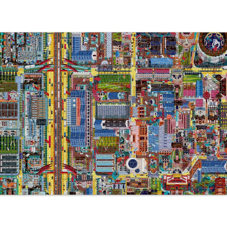 Crossroads is a 1000 piece puzzle by Cloudberries