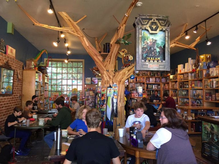 This store in Oregon is one of the best places to find new puzzles