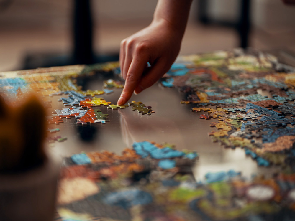 8 of the world's best jigsaw puzzle events