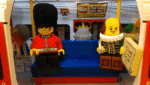 London's Lego Store is fun for kids and adults alike