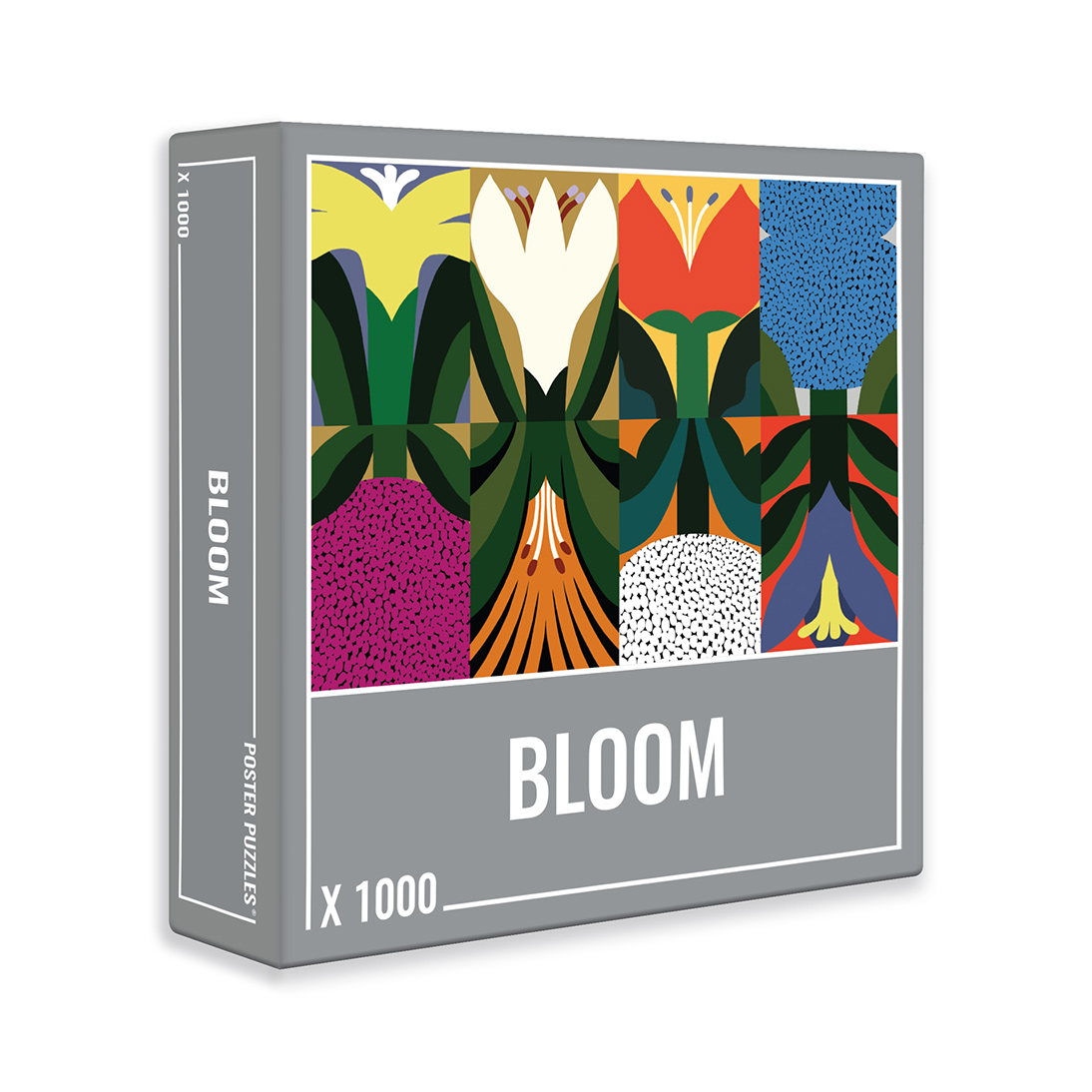 Bloom is a fun floral puzzle for grown ups!