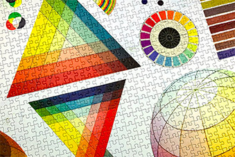 Canvas is one of our easiest 1000-piece puzzles