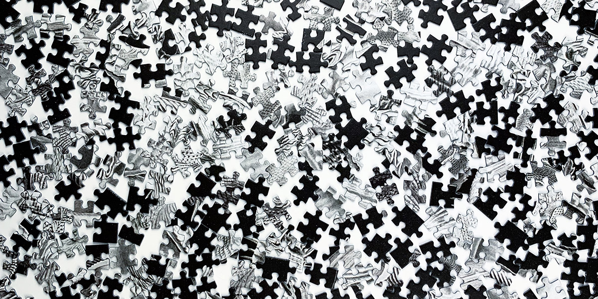 Try these challenging jigsaw puzzles by Cloudberries